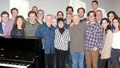 The Visit – John Kander 88th birthday – OP - 3/15 – cast