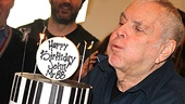 The Visit – John Kander 88th birthday – OP - 3/15 – John Kander