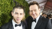The Tony Awards - 6/15 - Nick Jonas - Bryan Cranston