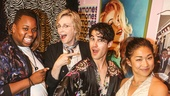Alex Newell - Jane Lynch - Darren Criss - Jenna Ushkowitz