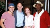 Amazing Grace – J.K. Simmons visit - Josh Young – J.K. Simmons – Erin Mackey – Chuck Cooper