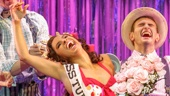 Misty Copeland as Ivy Smith and the cast of On the Town
