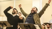 Fiddler on the Roof - Meet the Press - 10/15 - Danny Burstein and Adam Dannheisser