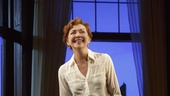 Julie White as Kate in Sylvia.