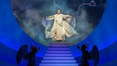 Sean Hayes as God in 'An Act of God'