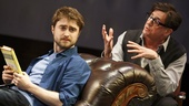 Daniel Radcliffe and Reg Rogers in Privacy.
