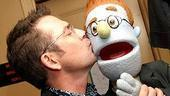 Celebs at Avenue Q - Ted Allen - Rod