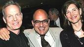 Drama Desk Awards 2005 - Bill Irwin - David Yazbek - wife
