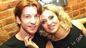 Anthony Rapp at Altar Boyz/Andy Karl Final Perf - Andy Karl - Orfeh