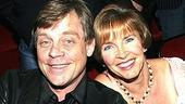 Avenue Q Vegas Opening - Mark Hamill - wife Marilou