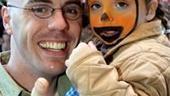 Wicked Day 2005 - Sean McCourt - daughter Clara