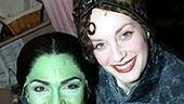 Wicked cast farewells 2006 - Shoshana Bean - Michele Federer