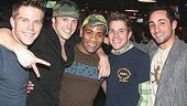 Altar Boyz First Anniversary - Brian Ogilvie - Andrew C. Call - Nick Sanchez - Zach Hanna - Eric Schneider
