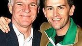 Steve Martin at Jersey Boys - Steve Martin - Daniel Reichard