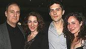 Awake & Sing! Opening - Tony Campisi - Lori Wilner - Charles Socarides - Annie Purcell