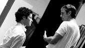 Jordin Sparks Behind the Scenes – Thomas Kail – guy