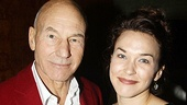 A Life in the Theatre Opening Night – Patrick Stewart – Sunny Ozell