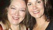 Bloody Bloody Andrew Jackson opening night – Kristine Nielsen – Margaret Colin