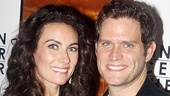 Women on the Verge Opening Night – Steven Pasquale – Laura Benanti