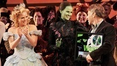 Wicked Cast Recording Goes Double Platinum – Katie Rose Clarke – Mandy Gonzalez – Stephen Schwartz