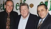 Elf opens - Mark Jacoby - George Wendt- Michael McCormick