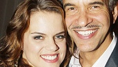 Elf opens - Amy Spanger - Brian Stokes Mitchell