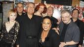Chicago 14 - Charlotte d'Amboise, Rick Centalonza, Dave Bargeron, Leigh Zimmerman, Bruce Bonvissuto (next to Leigh), Roz Ryan, Ron Zito, Jay Berliner