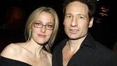 Break of Noon Opening Night – Gillian Anderson – David Duchovny