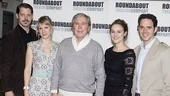 The Important of Being Earnest Cast Meet and Greet – David Furr – Charlotte Parry – Brian Bedford – Sara Topham – Santino Fontana
