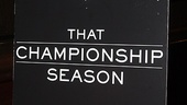 Championship season meet and greet – poster