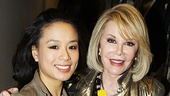 Joan Rivers Spider-Man – Joan Rivers – T.V. Carpio
