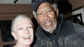 Morgan Freeman at Driving Miss Daisy – Vanessa Redgrave – Morgan Freeman