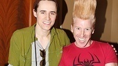 Rosie O'Donnell Visits Spider-Man, Turn off the Dark – Reeve Carney – Bello Nock