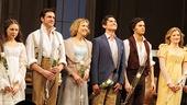Arcadia opens - Bel Powley - Raul Esparza - Lia Williams - Billy Crudup - Tom Riley - Grace Gummer