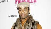 Priscilla opens – James Brown III