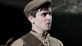 Matt Doyle as Billy Narracott and T. Ryder Smith as Arthur Narracott in War Horse.
