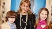 Ghetto Klown opens – Justine Maurer Leguizamo – son Lucas daughter Allegra Sky
