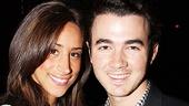 Kevin Jonas at Million Dollar Quartet – Danielle Deleasa Jonas - Kevin Jonas