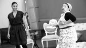 In Rehearsal with By the Way, Meet Vera Stark - Sanaa Lathan – Kimberly Hebert Gregory