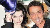 Bruno Tonioli at <i>Wonderland</i> - Kate Shindle - Bruno Tonioli