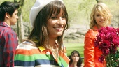 Glee Central Park - Lea Michele