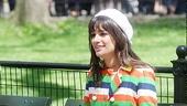 Glee Central Park - Lea Michele 3