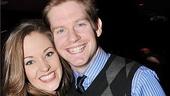 Drama Desk Awards Cocktail Reception – Laura Osnes – Rory O'Malley