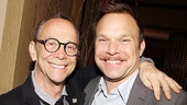 Tony Brunch - Joel Grey- Norbert Leo Butz