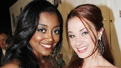 2011 Audience Choice Awards – Patina Miller – Sierra Boggess