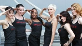 Chicago Fleet Week - Jennifer Dunne - Melissa Rae Mahon - Sharon Moore - Amra-Faye Wright - Donna Marie Asbury - Dylis Croman