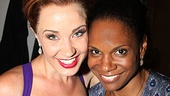 Zoe Caldwell and Audra McDonald at Master Class – Sierra Boggess – Audra McDonald