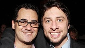 <i>All New People</i> Opening Night – David Caparelliotis - Zach Braff