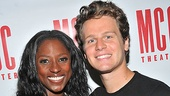 <i>The Submission</I> Meet and Greet  - Rutina Wesley – Jonathan Groff
