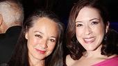 <i>Follies</i> opening night – Victoria Mallory – Leah Horowitz